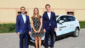 Foto de Telefónica y Seat presentan el primer caso en España de uso de conducción asistida a través de la red móvil en un entorno real