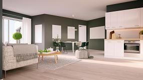 Foto de Adore Floors, la marca referente de suelos vinílicos de alta calidad distribuida por Gabarró