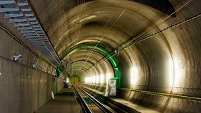 Foto de ATMB elige Eaton para proporcionar control en tiempo real en el Edge de la Red en el túnel del Mont Blanc