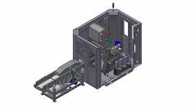 Foto de Soluciones compactas plug-and-play para el procesado de cospeles