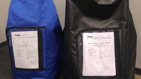 Foto de Envasado termosellado de PSA Secure para equipos de evacuación y rescate