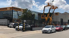 Foto de Kiloutou España abre una nueva sede en Montcada i Reixac