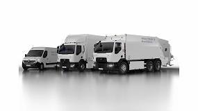 Foto de Renault Trucks, entre las empresas más comprometidas