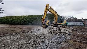 Foto de Una nueva era para los residuos de demolición y construcción