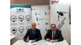 Foto de Anapat y Moviloc firman un acuerdo de colaboración