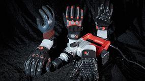 Foto de Karbonhex: protección de manos de alta especificación