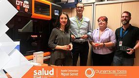 Foto de La impresión 3D se instala en los hospitales españoles de la mano de Dynamical Tools