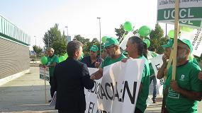 Foto de Unión de Uniones reclama elecciones en el campo a Luis Planas