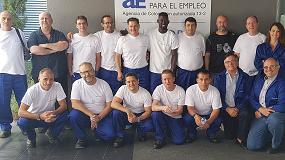 Foto de Finaliza el curso de formación en rehabilitación energética para desempleados