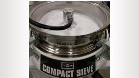 Foto de Rusell Compact Sieve dispara la eficiencia en el centro de fabricación aditiva de New Balance