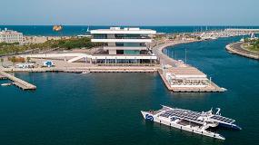 Foto de Valencia acoge al Energy Observer y su exposición del 31 de agosto al 5 de septiembre