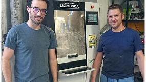 Foto de Curvados y Servicios La Gallega invierte en una rectificadora automática