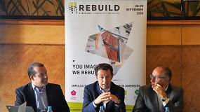Foto de La edificación off-site y la tecnología, protagonistas de Rebuild 2018