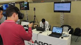 Foto de AGCO muestra la tecnología 'inteligente' empleada en sus fábricas