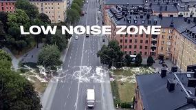 Foto de Scania Zone, la propuesta de Scania para mejorar la seguridad y la calidad del aire en las ciudades