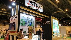 Foto de Mycsa presenta en SRR dos de sus máquinas más novedosas