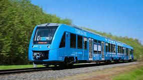 Foto de Propulsión por hidrógeno en el sector ferroviario