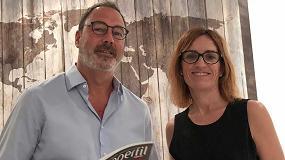 Foto de Entrevista a Francesc Tost y Eva Chela, responsables de FTE Inox