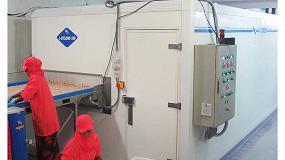Foto de Palinox destaca con su túnel de congelación lineal de aire forzado con sistema Cyclone