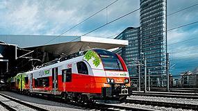 Foto de ÖBB y Siemens desarrollan un tren alimentado por baterías