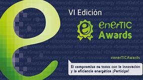 Foto de Administraciones, empresas tecnológicas, energéticas e industriales lideran la presentación de proyectos a los enerTIC Awards 2018