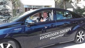 """Foto de El encuentro """"Hidrógeno: clave en la transición energética"""" pone en valor los múltiples beneficios de esta energía alternativa"""