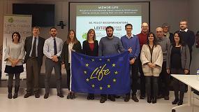 Foto de El proyecto Midwor-Life llega a su fin, pero sus socios continuarán trabajando para una industria textil más sostenible