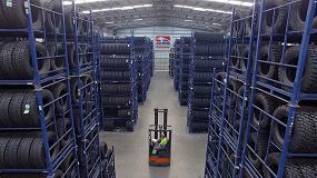Foto de El correcto almacenamiento de los neumáticos, vital para la seguridad vial