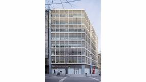 Foto de Rehabilitación de fachadas con Technal