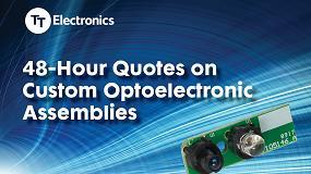 Foto de TT Electronics lanza el 'Programa de presupuesto rápido'