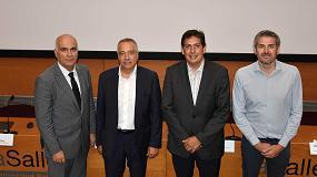 Foto de La Salle-URL y El Consorcio de la Zona Franca inician un programa de aceleración de startups del mercado logístico