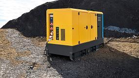 Foto de Atlas Copco presenta la quinta generación de su emblemática gama de generadores QAS