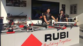 Foto de Rubi presentará en Cersaie algunas de sus novedades 2019