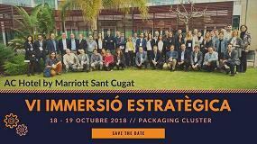 Foto de Jornada VI Immersión Estratégica del Packaging Cluster