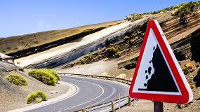 Foto de Últimas novedades en la tecnología de modelación de desprendimientos de rocas y de sistemas de protección certificados