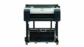 Foto de Canon lanza la gama Imageprograf TM para la impresión en gran formato de alta calidad bajo demanda