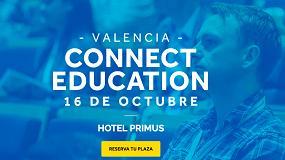 Foto de Tecnología e innovación educativa en el próximo 'Valencia Connect Education'