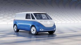 Foto de Volkswagen Vehículos Comerciales electrifica el Salón IAA 2018 con cinco nuevos modelos de cero emisiones