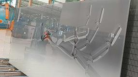 Foto de Tvitec exhibe en Veteco Glass soluciones acristaladas y de gran formato para edificación sostenible