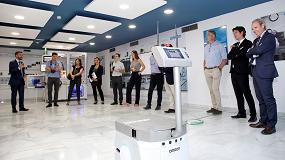 Foto de Omron materializa su apuesta por la fabricación personalizada en el nuevo laboratorio de Madrid