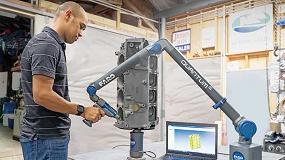 Foto de Faro introduce capacidades adicionales 3D claves a la familia de productos FaroArm
