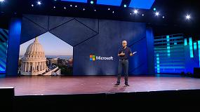 Foto de Microsoft refuerza la ciberseguridad y democratiza la IA en Ignite 2018