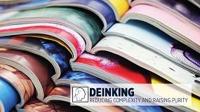 Foto de El nuevo e-book de Tomra Sorting Recycling aborda la necesidad de mejorar las tasas de reciclaje para el destintado