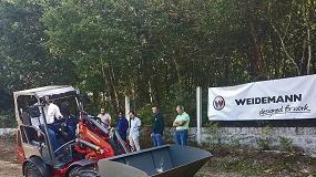 Foto de Ausama celebra el primer curso de formación Weidemann