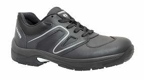 Foto de Panter presenta Sporty S3 Negro, calzado de seguridad con diseño deportivo