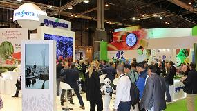Foto de Syngenta repite con dos stands en Fruit Attraction 2018