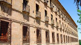 Foto de El Sistema Onduline Bajo Teja DRS protege el histórico Monasterio de Santa María de la Merced en Huete, Cuenca