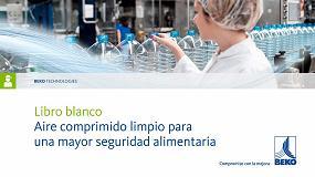 Foto de Beko Technologies lanza el 'Libro Blanco del aire comprimido para la industria alimentaria'