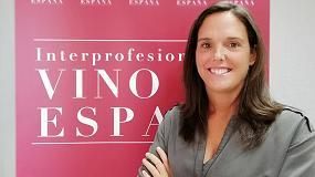 Foto de Coro Ramos, nueva directora de Marketing de la Interprofesional del Vino de España
