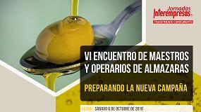 Foto de El VI Encuentro de Maestros y Operarios de Almazaras se centra en la bodega de la almazara y en la automatización